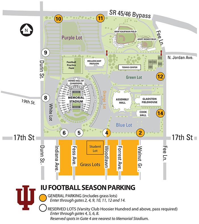 Indiana University Online Ticket Office Online Ticket